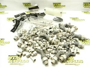 """LARGE LOT OF NEW 1/4"""" CEDARBERG SNAP-LOC SYSTEMS PARTS & ACCESSORIES ++"""