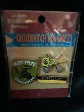 Universal Studios Harry Potter Hufflepuff Quidditch Magnets