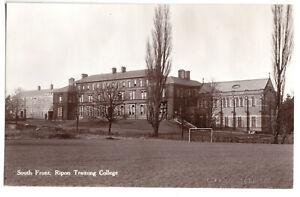 AK, Ripon, North Yorkshire, Ripon Training College, South Front, um 1938
