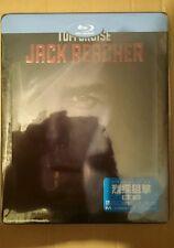 Jack Reacher Hong Kong steelbook brand new and sealed