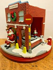 Roman Amusements -Animated Fire Station - Rom 30034 Free Shipping