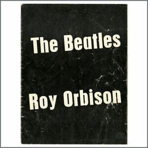 The Beatles/Roy Orbison 1963 Tour Programme (UK)