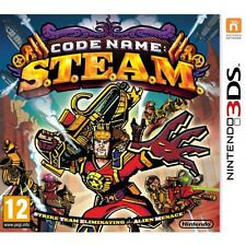 Code Name S.T.E.A.M (3DS)  BRAND NEW AND SEALED - QUICK DISPATCH