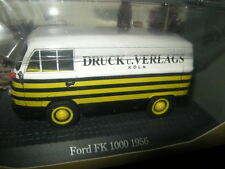 "1:43 Norev Ford FK 1000 1956 ""Druck u. Verlags Köln"" OVP"