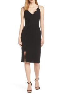 HARLYN Sleeveless Sheath Dress Size L 200$