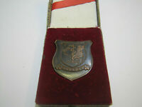 1983 Chinese Academy of Preventive Medicine Medal - BOXED