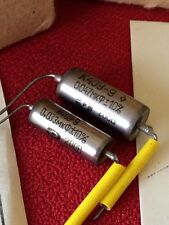 K40Y-9 capacitor PIO set 0.033 / 0.047 uF Gibson humbucker (vintage voicing)