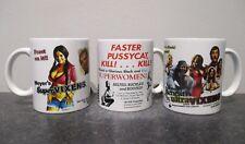 RUSS MEYER mugs 7 designs Custom made brand new PUSSYCAT SUPERVIXENS ULTRAVIXENS