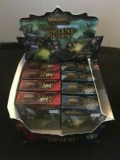WORLD OF WARCRAFT: ARENA GRAND MELEE Trading Card Game, Open Box