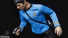 STAR TREK~MR SPOCK~1ST OFFICER~TV SERIES~SIXTH SCALE FIGURE~QUANTUM MECHANIX~MIB