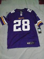 Adrian Peterson, Minnesota Vikings, Purple Nike Jersey, Size M, w/Tags, Not Worn