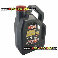 Motul TRD Sport Diesel Turbo 5W40 Fully Synthetic Engine Oil 4L