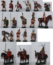 #08 FABBRI-Italeri-De Agostini-Römer/Römische Soldaten-Figuren-AUSSUCHEN: