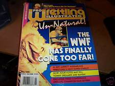 Pro Wrestling Illustrated May 1996 Gold Dust