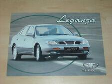 34891) Daewoo Leganza Polen Prospekt 199?