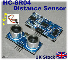 HC-SR04 Ultrasonic Distance Sensor Module SR04  Arduino PIC Atmel Uno - UK Stock