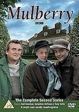 Mulberry Complete 2nd Series Dvd Karl Howman Brand New & Factory Sealed