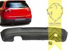 Approccio posteriore Spoiler posteriore Diffusore per VW Golf 5 per GT GTI ottica per AHK