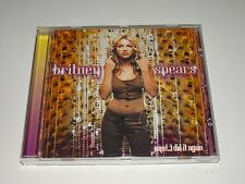 Britney Spears: Oops!... I Did It Again (CD)