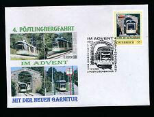 4. Fahrt mit der Pöstlingbergbahn zum Advent mit person. Marke,  12/11/15