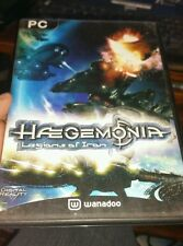 Haegemonia Legions of Iron PC GAME - FREE POST *