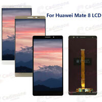 For Huawei Mate 8 LCD Display Touch Screen Digitizer Assembly Replacement +Tools