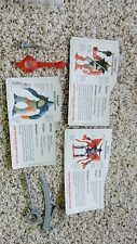 Power Lords Ggripptogg Action Figure Cards accessories and Crystar Lot