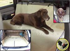 Hundedecke Autoschutzdecke RÜCKSITZE WASSERFEST Autoschondecke Schondecke Hund