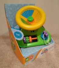 Junior Driver Toy - Green Dashboard & Purple Key