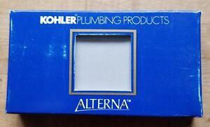 """Kohler Alterna 2-1/2"""" Faucet Ceramic Insert - 9926-56  22493-56 - TENDER GREY"""