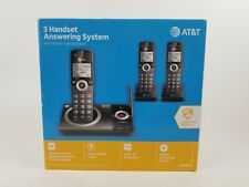 AT&T CL82319 3 Handset Answering System with Smart Call Blocker New in box