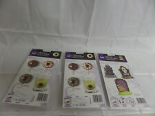 LOT OF 3 WILTON CANDY LOLLIPOP HALLOWEEN MOLDS NEW