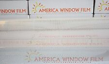 "WINDOW FILM TINT DECORATIVE PRIVACY 60"" X 100 FT MINI BLIND"