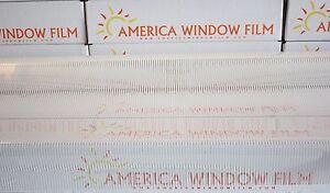 "WINDOW FILM TINT DECORATIVE PRIVACY 30"" X 100 FT MINI BLIND"