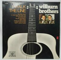 Wilburn Brothers, I Walk The Line, Vocalion Stereo LP VL-73889