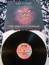 LOS KIMBOS - CON : ADALBERTO SANTIAGO LP EX!!! ORIGINAL COTIQUE VENEZUELA 88618