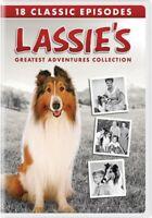 UNI DIST CORP MCA D46202737D LASSIES GREATEST ADVENTURES COLLECTION (DVD)