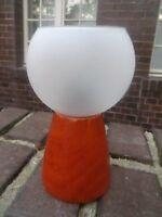 Lampe de table lumière nuit Bois Lecture Maison campagne H:15cm