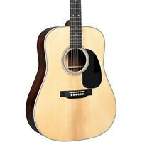 Martin Special 28 Style Adirondack VTS Dreadnought Acoustic Guitar Natural