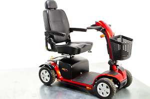 Pride Colt Sport Used Electric Mobility Scooter 8mph Transportable Suspension Re
