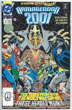 ARMAGEDDON 2001 #1 May 1991 NM/MT 9.8 W DC Comics