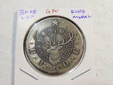 G70 Usa B.P.O.E. Elk Medal
