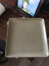 """heath ceramics 11"""" Square Plate"""