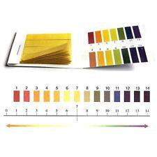 5*80 400pcs PH Teststreifen Lackmus-Tester Alkalische Säure 1-14