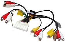 Câble faisceau adaptateur RCA 32PIN pour Pioneer AVIC-F9220BT F940BT F950BT
