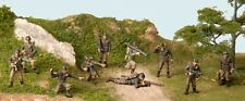 K-Line #6-22520 Painted Soldier Action Figures O/027 Scale 1/48