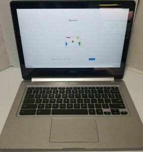 "Acer Chromebook R13 CB5-312T-K5X4 13.3""Convertable Laptop - Black - NX.GL4AA.008"