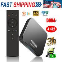 MECOOL KM9 Pro Smart Android 9.0 TV Box S905X2 4GB+32GB Dual Wifi Media Player