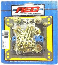 AED 41501 Pro Series Carburetor Rebuild Kit Holley 650 750 850 Double Pumper-NEW