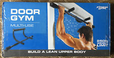 Door Gym Pull Up Bar By Fitness Gear New